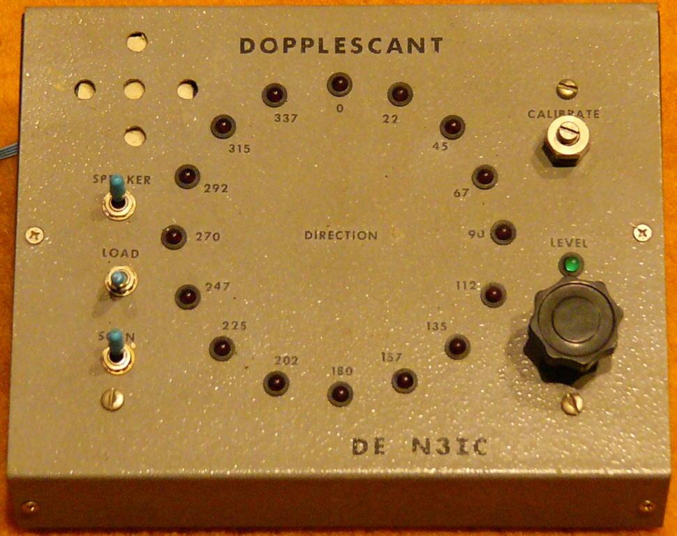 Dopplescan