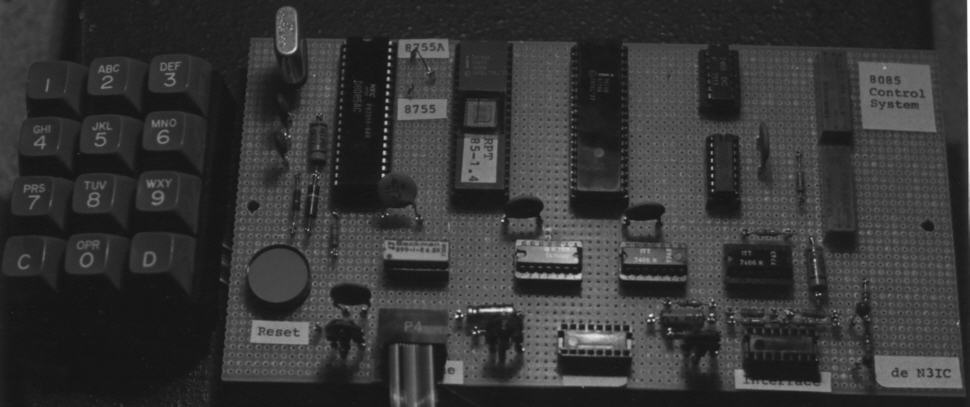 8085 Repeater Controller